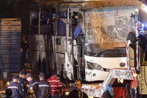 Việt Nam cực lực lên án vụ khủng bố tại Ai Cập
