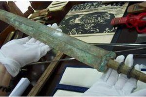 Bí mật bất ngờ ẩn sau vũ khí cổ ngàn năm tuổi