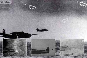 Bí ẩn luồng sáng UFO khiến phi công Thế chiến II chết khiếp