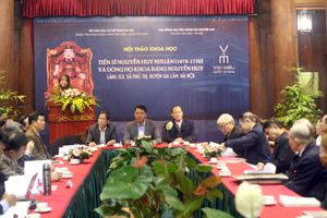 Danh nhân Nguyễn Huy Nhuận với dấu ấn văn hóa, giáo dục