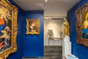 Tuyển chọn họa sĩ tham dự hội chợ nghệ thuật tại London