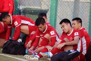 Tiền đạo Tiến Linh muốn 'chiếm lĩnh' vị trí của Anh Đức tại Asian Cup