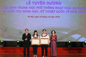 9 sự kiện giáo dục Việt Nam 2018