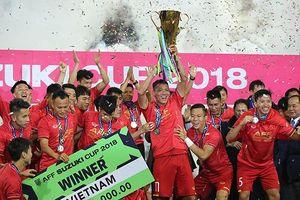 Cú hích của bóng đá Việt Nam năm 2018
