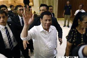Philippines: Tổng thống Duterte vẫn tiếp tục được tín nhiệm