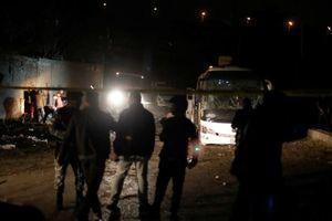 Xe chở du khách Việt bị đánh bom ở Ai Cập, 13 người thương vong