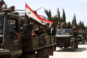 Quân đội Syria tiến vào thị trấn chiến lược Manbij ở Aleppo