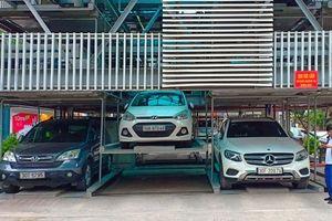 Cách nào Hà Nội có 30.000 tỷ đầu tư bãi đỗ xe?