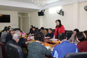 Hội nghị đóng góp đề cương cuốn lịch sử Công đoàn quận Hoàn Kiếm