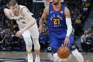 Jamal Murray tỏa sáng, Nuggets có màn phục thù ngọt ngào trước Spurs