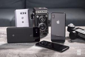 Những smartphone chụp ảnh đẹp nhất năm 2018 (P1)