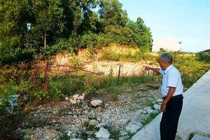 Thừa Thiên Huế: Cách chức chủ tịch phường vì sai phạm nghiêm trọng về đất đai