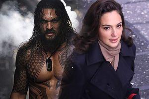 'Aquaman': Phát hiện tình tiết thú vị về nghi vấn Đế vương Atlantis hẹn hò với Wonder Woman