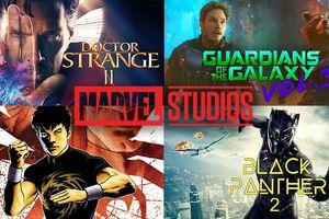 Thông tin những phim đang được Marvel phát triển cho Giai đoạn IV
