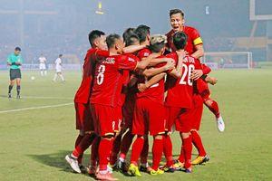 Lịch thi đấu cụ thể của đội tuyển Việt Nam tại Asian Cup 2019
