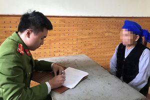 Lạng Sơn: Bắt cụ bà 69 tuổi lừa đảo xin việc, chiếm đoạt số tiền lớn