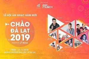 Không chỉ Hà Nội mới có Countdown 2019, các tỉnh khác cũng hoành tráng chẳng kém