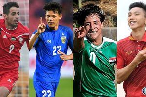 Đoàn Văn Hậu và top 5 cầu thủ trẻ nhất ở VCK Asian Cup 2019