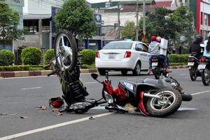 Ngày đầu nghỉ Tết Dương lịch: 27 người chết vì tai nạn giao thông