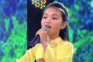 Những màn hát dân ca xứ Nghệ gây xúc động của quán quân The Voice Kids