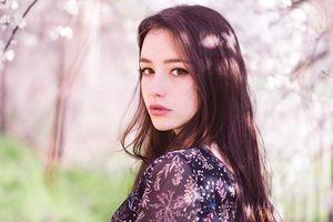 Vẻ đẹp của cô gái Nga được mệnh danh 'thiên thần Instagram'