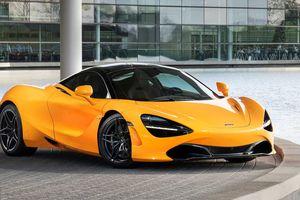 Siêu phẩm McLaren 720S Spa 68 ra mắt, giới hạn 3 chiếc
