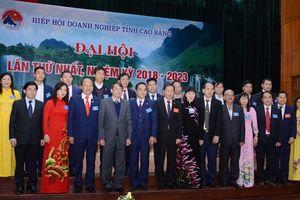 Hiệp hội DN tỉnh Cao Bằng ra mắt Ban chấp hành khóa I