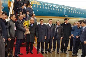 Thủ tướng dự lễ khánh thành sân bay Vân Đồn