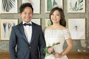 Rapper Tiến Đạt chọn Hàn Quốc chụp ảnh cưới với cô dâu kém 10 tuổi