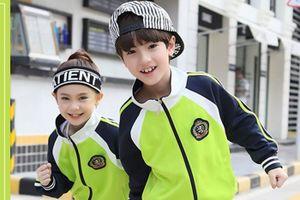 Trường học Trung Quốc dùng 'đồng phục thông minh' giám sát học sinh