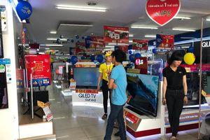Người Việt chi gần 10 tỉ USD mua hàng điện máy, điện thoại