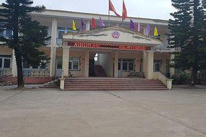 UBND phường Hải Yên (TP Móng Cái) 'cửa đóng then cài' giờ hành chính