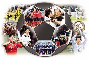 'Phép màu Park Hang Seo' lọt top 10 sự kiện lớn nhất bóng đá Hàn Quốc