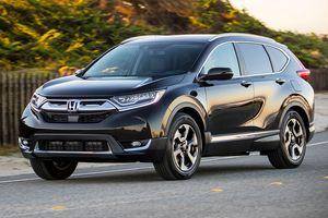 Đánh giá chi tiết ưu nhược điểm của Honda CR-V 2018