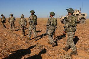 Quân đội Mỹ bắt đầu rút khỏi căn cứ đầu tiên ở Syria