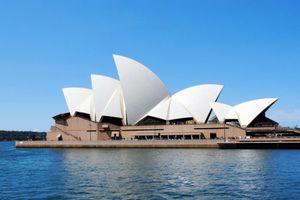 Khám phá kiến trúc độc đáo của nhà hát Opera Sydney