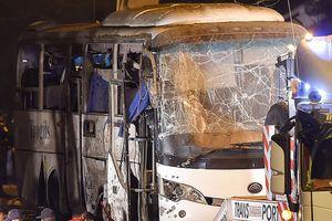 9 thân nhân của đoàn du khách Việt gặp nạn trong vụ đánh bom ở Ai Cập lên đường sang Cairo
