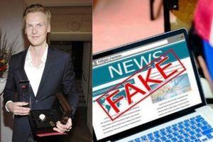 Sự thật động trời về nhà báo Đức bịa thông tin và ăn chặn tiền từ thiện