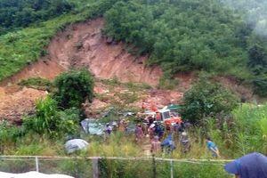 Sạt lở núi ở Khánh Hòa, 3 người trong gia đình tử vong