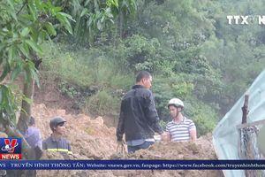 Sạt lở núi ở huyện Cam Lâm, Khánh Hòa, 3 người tử vong