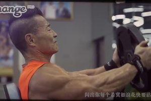 Bí kíp giúp quý ông 69 tuổi vẫn giữ được cơ bắp cuồn cuộn