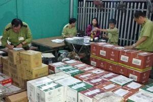 Vĩnh Long: Thu giữ hơn 3000 chai rượu nhập lậu