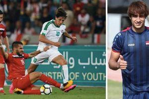 Sao trẻ Iraq và nghi vấn gian lận tuổi trước thềm Asian Cup 2019