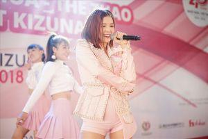 Suni Hạ Linh cùng các nhóm nhạc Nhật Bản khuấy động KIZUNA Festival