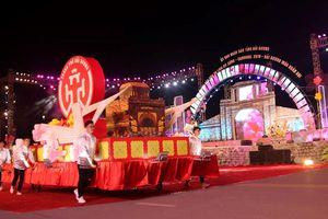 Hàng nghìn người tham gia lễ hội đường phố Carnaval Hải Dương
