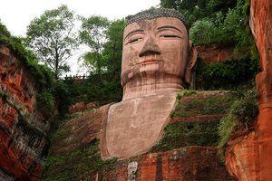 Chiêm ngưỡng những tượng Phật 'khủng' hoành tráng nhất Trung Quốc