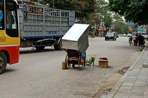 Người đàn ông gục chết trên xe lăn nghi do giá rét
