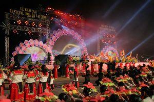 Pháo hoa và lễ hội âm nhạc Countdown 'Chào Đà Lạt 2019'