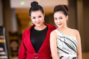 Thanh Hương, Hồng Diễm lộng lẫy dự sự kiện ngày cuối năm 2018