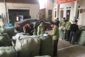 Thu trên 423 triệu đồng từ hành vi buôn bán hàng hóa nhập lậu